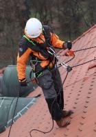 SOUPRAVA KRATOS pro práce na střechách  80 007 10  - 4