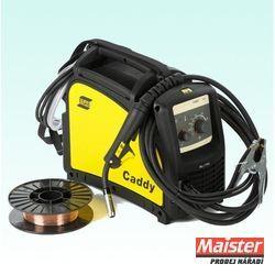 Caddy™ Mig C160i svářečka CO2 ESAB přenosná, Invertor pro cívky 200mm