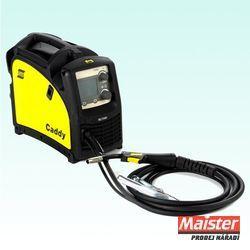Caddy™ Mig C200i svářečka CO2 ESAB přenosná, Invertor pro cívky 200mm, svařovací drát 0,8mm