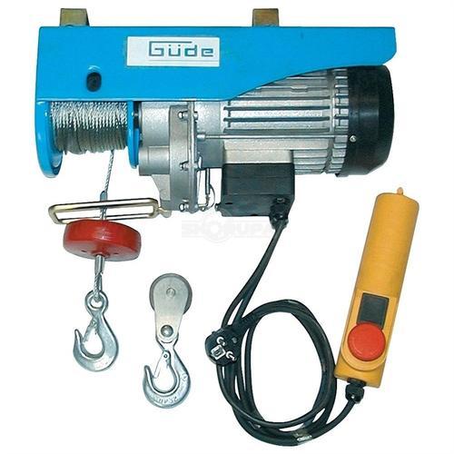 GUDE Elektrický lanový zvedák GSZ 300/600