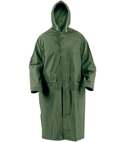 PLÁŠŤ DO DĚŠTĚ CETUS zelený PLÁŠŤ PRACOVNÍ PVC - DO DĚŠTĚ zelený vel.XL
