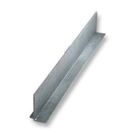 Lemovací obrubník plastový výška 115 šířka 110mm, délka 1,2 m, šedý